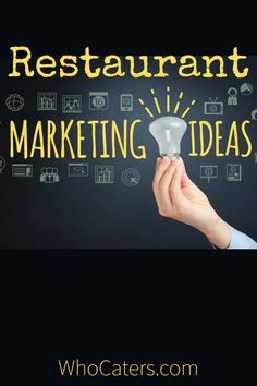 Easy restaurant marketing ideas that are always effective and should be a permanent part of your restaurant marketing strategy Restaurant Manager, Restaurant Consulting, Easy Restaurant, Marketing Program, Marketing Ideas, Business Marketing, Small Business Resources, Business Advice, Restaurant Marketing Strategies
