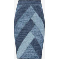 Skirt Blue Pencil Shirts 66 New Ideas Blouse And Skirt, Denim Skirt, Lace Skirt, Diy Rock, Looks Adidas, Blue Pencil Skirts, Blue Skirts, High Skirts, Diy Vetement