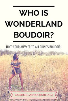 Wonderland Boudoir is a #Dallas #Boudoir studio aimed at educating women on the art of boudoir.  This post will break down our mission and how a boudoir session is a liberating experience.