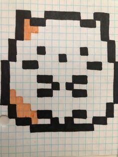 Sumiko Gurashi, Hamma Beads Ideas, Bead Crafts, Perler Beads, Pixel Art, Cross Stitch, Patterns, Abstract, Design