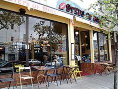 <3 Steps of Rome Cafe -- San Francisco, CA