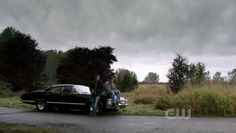 sam and dean...one of the most emotional moments of supernatural....
