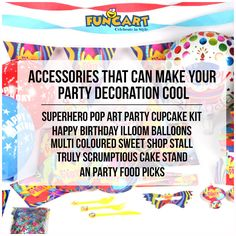 Try funcart party accessories www.funcart.in #funcart #partyproducts #fun