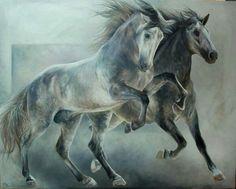 caballos-galopando-pinturas-salvajes