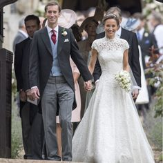 Pippa Middleton marries James Matthews in English country ceremony