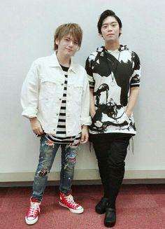 """TV anime """"Banana fish""""🍌Special Stage with Seiyuu/actor Yuuma Uchida (ash) Makoto Furukawa (shorter)"""