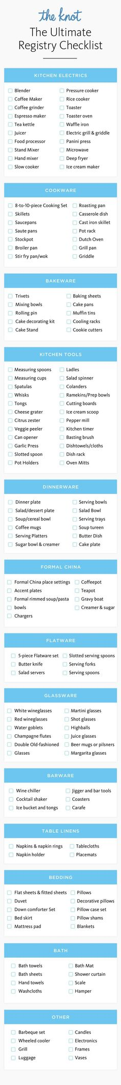 Make sure you use your registry to get everything you need make sure you use your registry to get everything you need these diagrams are everything you need to plan your wedding come together pinterest junglespirit Gallery