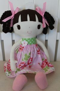 Hand made doll - Layla