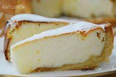 Healthy Desserts, Food Hacks, Sweet Recipes, Camembert Cheese, Tart, Sweet Tooth, Cheesecake, Fondant, Favorite Recipes