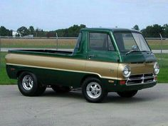 Pro Street '66 Dodge A-100