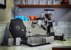 Be the Barista of Your Kitchen With the Nostalgic GS/3 by La Marzocco