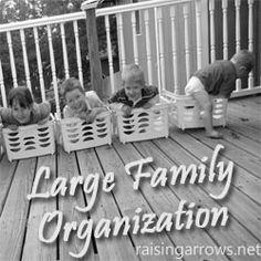 Large Family Organization