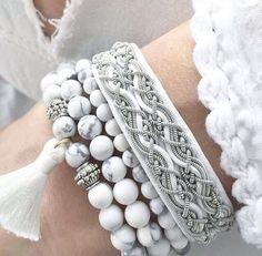 Wire Jewelry, Jewellery, Leather Craft, Textiles, Weaving, Jewelry Making, Beaded Bracelets, Jewels, Beads