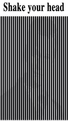 optical illusions that will blow your mind in minutes! Amazing optical illusions that will blow your mind in minutes!Amazing optical illusions that will blow your mind in minutes! Illusions Mind, Amazing Optical Illusions, Optical Illusions Pictures, Optical Illusion Art, Optical Illusions Brain Teasers, Eye Tricks, Brain Tricks, Funny Mind Tricks, Cool Mind Tricks