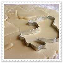 Perfect Every Time Cut-Out Cookies--If you're looking for a cut-out sugar cookie recipe for your holiday baking, birthday parties, baby showers, wedding favors, you name it...you've found it.