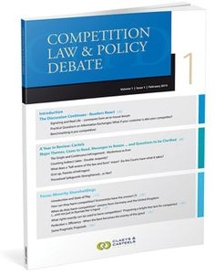 Competition Law & Policy Debate