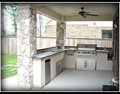 Make Your Custom Expected Outdoor Kitchen Real!: white-stucco-cabinets-custom-outdoor-kitchen-simple-letter-L-custom-outdoor-kitchen – xtrainradio