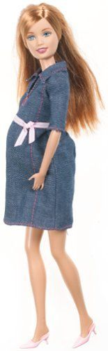 Barbie's pregnant friend Midge was pulled from Walmart shelves after customers complained. This item is still banned from Walmart stores.