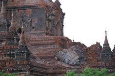 Trzęsienie ziemi w Birmie. 6,8 w skali Richtera