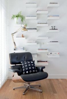 Brilliant Ideas & Solutions for Your Small Living Room | If you've ever struggled with how to arrange your furniture, how to fit in more seating, how to get in more light and beyond, here are 30 rooms—from genius teeny spaces full of inspiration to larger living rooms with plenty of ideas to borrow—showcasing the best ways to expand your square footage without any demolition.