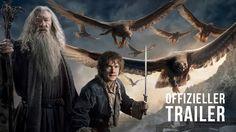 Der Hobbit: Die Schlacht der Fünf Heere (The Hobbit: The Battle of the Five Armies). Finaler Trailer zum Abschluss von Peter Jacksons Hobbit-Trilogie.