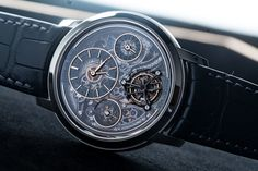 Jules Audemars Tourbillon Openworked 41mm