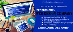 If you want to create a website that screams professional and makes a great impression,  Visit: www.bangalorewebguru.co.in