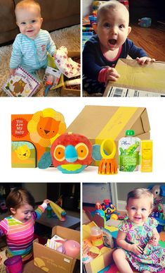 Citrus Lane l Get a surprise box of toys, books, and other goodies for your child every month! Fun gift idea!