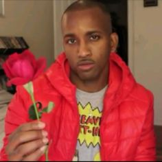 Oh...oh is that for me? Oh Swoozie you're too sweet!  ~no but seriously, I love this guy. His heart and mind are in the right place, his gives the best advice, and can always make you laugh and smile. Everyone should watch  Swoozie on youtube <3