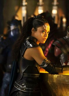Tessa Thompson in 'Thor: Ragnarok' (2017).