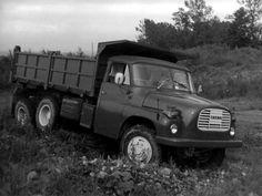 Tatra T148 S3 6×6 '1969–71 Monster Trucks, Model, Scale Model, Models, Template, Pattern, Mockup, Modeling