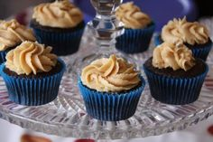 Chocolate Peanut Butter Cupcake Recipe + Chocolate Sour Cream Cake - Kara's Party Ideas - The Place for All Things Party