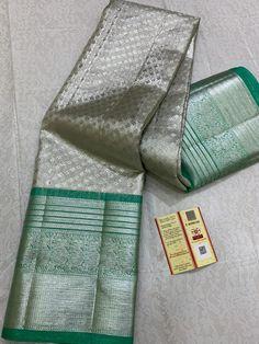 Saree Designs Party Wear, New Saree Designs, Cotton Saree Designs, Wedding Saree Blouse Designs, Silk Saree Blouse Designs, Kanchi Organza Sarees, Kanjivaram Sarees Silk, Indian Silk Sarees, Kanchipuram Saree