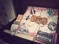 Birthday Card #DIY #Crafts