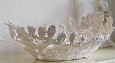 Plaster Cast Doiley