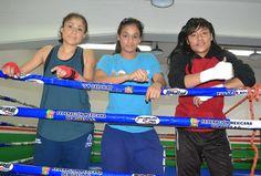 Equipo Femenil de Boxeo a Campeonato Mundial en Corea ~ Ags Sports