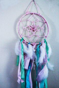 DIY Marie Antoinette-esque Dream Catcher