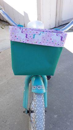 Bike Seat Cover, Bike Bag, Bike Handlebars, Bike Stuff, Little Bag, Tricycle, Big Boys, Fabric Patterns, Logan