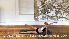 New Sleek workout program out today Ballet Workouts, Barre Workout, Barre Body, Ballerina Body, Beautiful Series, Improve Flexibility, Fitness Design, Natural Energy, Tone It Up