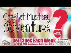 Crochet Mystery Adventure: Week 1