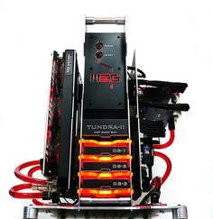 How cool is that? #pcmod #gamingpc #custompc