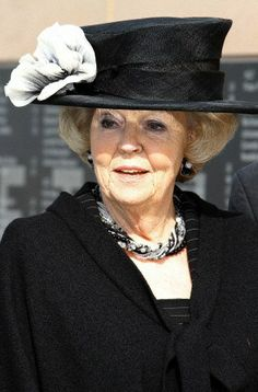 Posted on May 2013 by HatQueen.Princess Beatrix of the Netherlands visited Scheveningen yesterday to unveil a monument dedicated to all fishermen who lost their life at the sea during the exercise of their profession. Royal Queen, Royal Princess, A Royal Affair, Danish Royalty, Western Coast, Three Daughters, Derby Day, Nassau, Girl With Hat