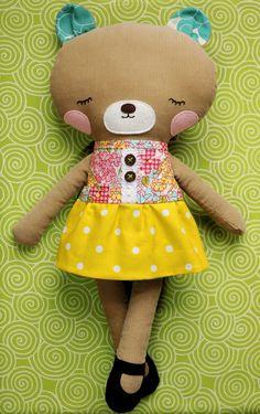Le bambole vintage di Retrò Mama