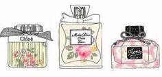 perfume illustration - Pesquisa Google