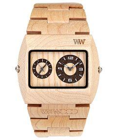 Reloj, de madera