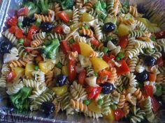 peach pasta salad! http://www.glitzgm.com/2011/08/what-peachpasta-salad.html
