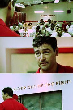 Coach Taylor! Love FNL!