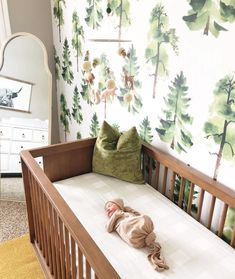 Nursery Trends This Week: Forests, Florals and...Bananas!? - Project Nursery