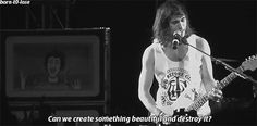 Can we create something beautiful and destroy it? :)