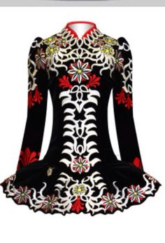 Irish dance on pinterest irish dance dresses irish for Elevation dress designs